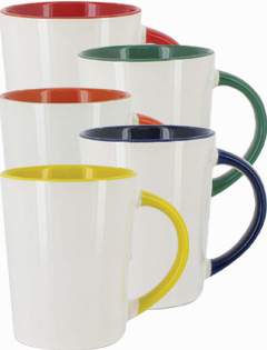 15 oz Sorrento Two Tone Mug