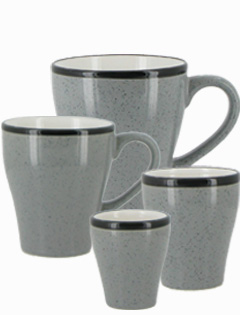Ballston Ceramic Speckled Series