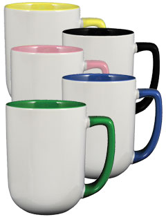 17 oz Bakersfield Mugs