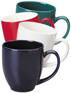 15 oz Bistro Coffee Mugs