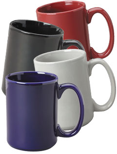 15 oz El Grande Ceramic Mugs