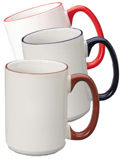 15 oz Halo El Grande Mugs