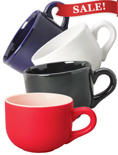 Discount Dinner Mugs and Ceramic Cups | Restaurant Mugs | Wholesale ...