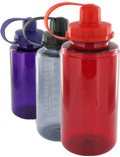34 oz Mckinley Sports Water Bottle - BPA Free