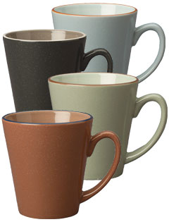 12 oz Newport Latte Mugs