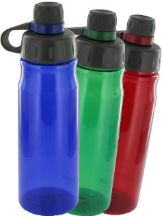 28 oz Oasis Polycarbonate Water Bottle - BPA Free