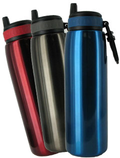 26 oz Quench Stainless Steel Sports Bottle - BPA Free