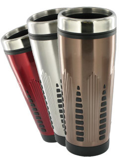 16 oz Rocket Stainless Steel Insulated Mug - BPA Free