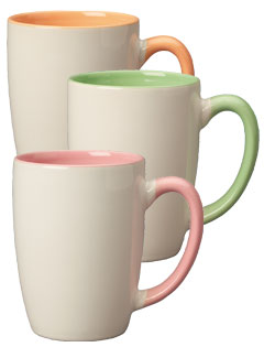 16 oz San Diego Challenger Two Tone Mugs