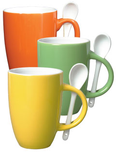 Spoon Mugs