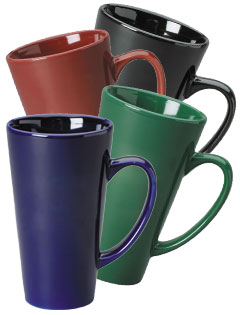 16 Oz Topeka Jumbo Gloss Mugs