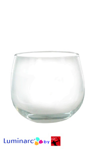 13 oz perfection stemless Red Wine glas MADE IN USA