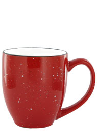 15 oz new mexico bistro coffee mug - red out