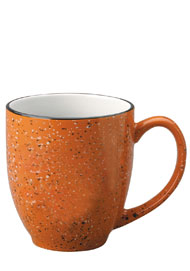 15 oz new mexico bistro coffee mug - terracotta