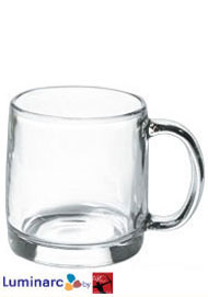 13 oz nordic glass mug