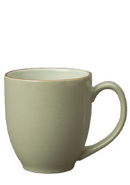 15 oz newport bistro coffee mug - sea foam green