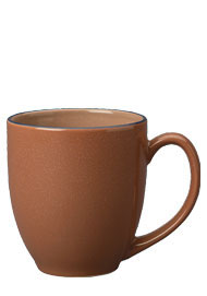 15 oz newport bistro coffee mug - chocolate