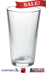 16 oz pint glass (mixing glass)