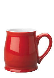 15 oz red spokane mug coffee cup