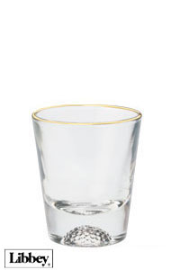 1.5 oz Libbey golf sport shot glass