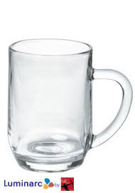20 oz haworth glass mug