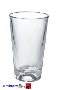 16 oz athlete pint glass (mixing glass) - baseball