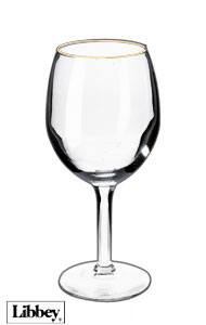 11 oz Libbey citation white wine glass MADE IN USA