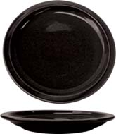 "10 1/2"" cancun narrow rim plate"