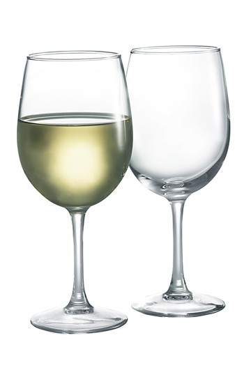12 oz Alto clear stem Goblet White wine MADE IN USA
