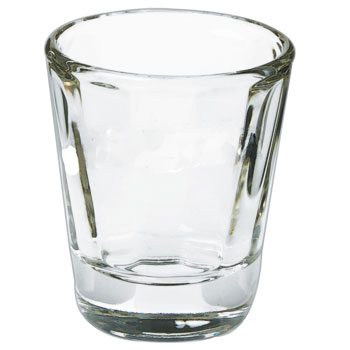 Clip Art Shot Glass 1.5 oz shot glass