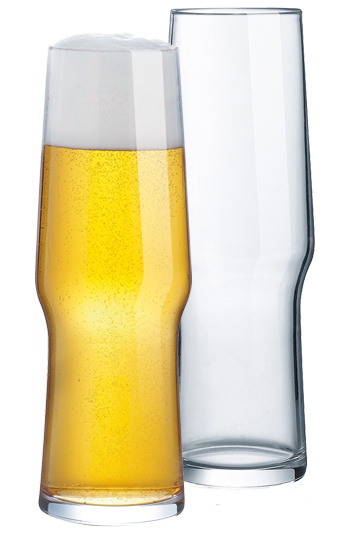 16 oz Evolution Pilsner Glass