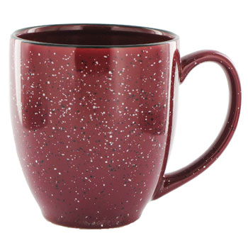 15 Oz New Mexico Bistro Coffee Mug Burgundy 20062
