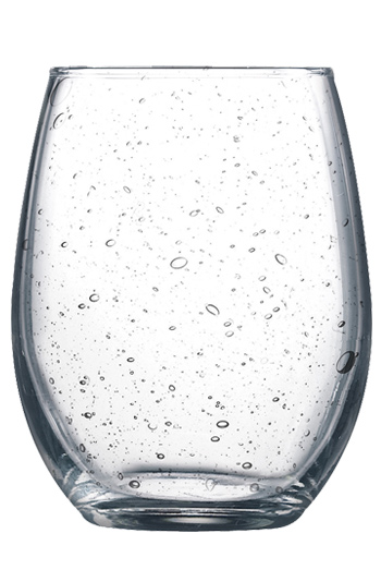 21 oz Bola perfection stemless wine glasses MADE IN USA