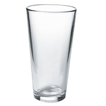 20 oz pint glass (mixing glass)