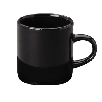 3 Oz Espresso Cup Black 35103 Splendids Dinnerware