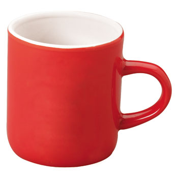 3 oz espresso cup - red out