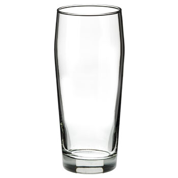 21.5 oz willi becher pub glass beer glass