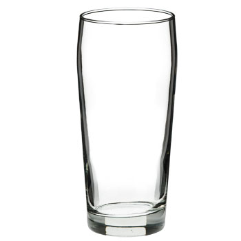 20 oz willi becher pub glass beer glass