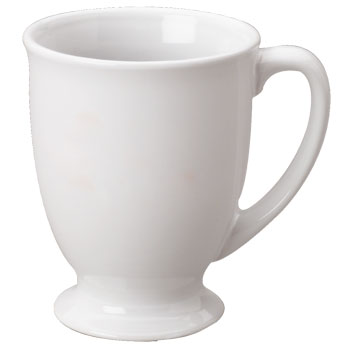 10 Oz Irish Coffee Mug White 37108 Splendids