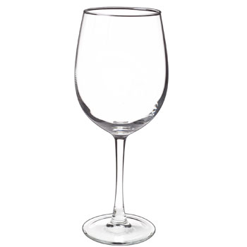 19 oz cachet/connoisseur white wine glasses MADE IN USA