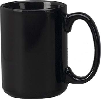 13.35 oz cancun el grande mug - black-vitrified
