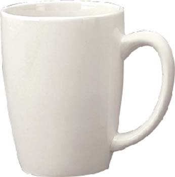 14 oz huntsville endeavor cup - european white-vitrified