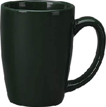 14 oz huntsville endeavor cup - green -vitrified