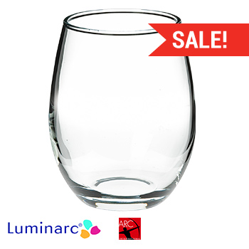 Eyewear Frames Made In Usa : 21 oz perfection stemless wholesale wine glass