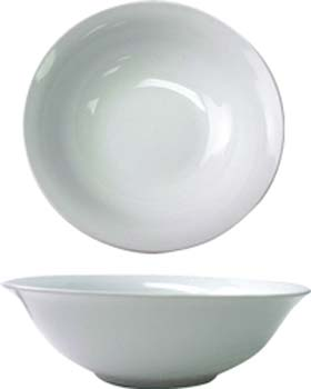 10 1/2 oz bristol fine porcelain grapefruit bowl