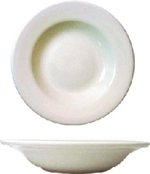 25 oz dover porcelain rolled edge pasta bowl