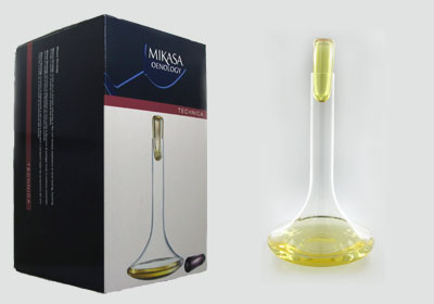 Mikasa oenology technica decanter